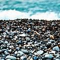 The Beach Of Rocks by Florian Rodarte