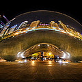 The Bean Chicago by Kevin  Whitworth