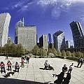 The Bean In Chicago-002 by David Allen Pierson
