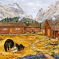 The Bear's Picnic by Virginia Ann Hemingson
