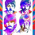 The Beatles Art by Robert Korhonen