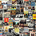 The Beatles Collage by Taylan Apukovska