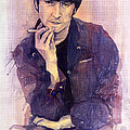 The Beatles John Lennon by Yuriy Shevchuk