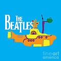 The Beatles No.11 by Caio Caldas