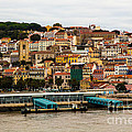 The Beautiful Colors Of Lisbon by Rene Triay Photography