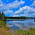 The Beautiful Lake Abanakee New York by David Patterson