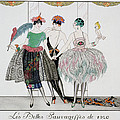The Beautiful Savages by Georges Barbier