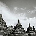 The Beauty Of Borobudur by Shaun Higson