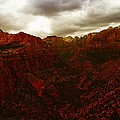 The Beauty Of Zion Natinal Park by Jeff Swan