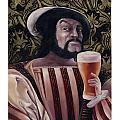 The Beer Drinker by Chris Van Es