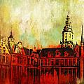 The Belfries Of Belgium And France  by Catf