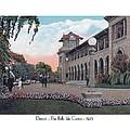 The Belle Isle Casino - Detroit - 1923 by John Madison