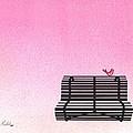 The Bench by Daniele Zambardi
