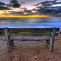 The Bench II by Peter Tellone