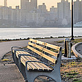 The Bench by JC Findley