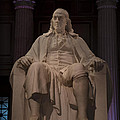 The Benjamin Franklin Statue by Bill Cannon