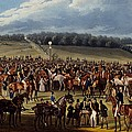 The Betting Post, Print Made By Charles by James Pollard