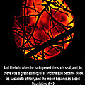 The Bible Revelation 6 by Ron  Tackett
