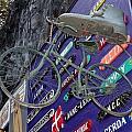 The Bicycle Peddler by Richard Rosenshein