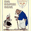 The Big Brown Bear by Mel Thompson