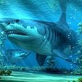 The Biggest Shark by Daniel Eskridge