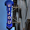 The Bijou Theatre - Knoxville Tennessee by David Patterson