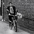 The Biker by YAWAT DJAMEN William