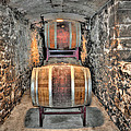 The Biltmore Estate Wine Barrels by Savannah Gibbs