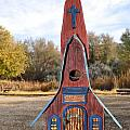 The Birdhouse Kingdom - Clark's Nutcracker by Image Takers Photography LLC - Carol Haddon