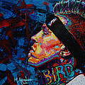 The Birdman Chris Andersen by Maria Arango