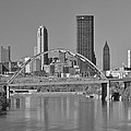 The Birmingham Bridge In Pittsburgh by Digital Photographic Arts