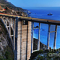 The Bixby Bridge  by Marco Crupi