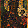 The Black Madonna by Andrzej Szczerski