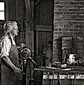 The Blacksmith 2 Monochrome by Steve Harrington