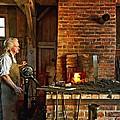 The Blacksmith by Steve Harrington