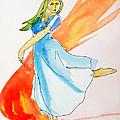 The Blazing Dancer by Asha Sudhaker Shenoy