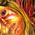 The Blonde 3 by Rachid  Hatni