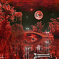 The Blood Moon by Michael Rucker
