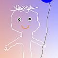 The Blue Baloon by Elisabet Bondesson