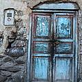 The Blue Door 1 by James Brunker