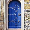 The Blue Door by Marcia Colelli