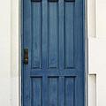 The Blue Door by Michael Moore