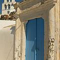 The Blue Door by Rumiana Nikolova
