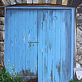The Blue Door by Tony Gunning
