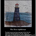 The Blue Lighthouse by Barbara Griffin