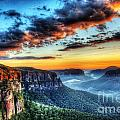 The Blue Mountains by Colin Woods