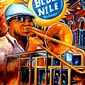 The Blue Nile Jazz Club by Diane Millsap