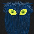 The Blue Owl by Michelle Brenmark