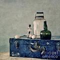 The Blue Suitcase by Priska Wettstein