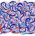 The Blueberry Patch by Myrtle Joy